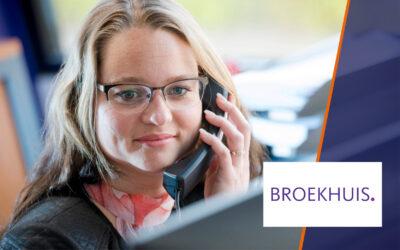 Salarisadministrateur – Broekhuis (Almere of Zeewolde)